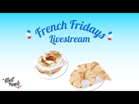 Food in France, speaking styles & expressions you don't need to learn