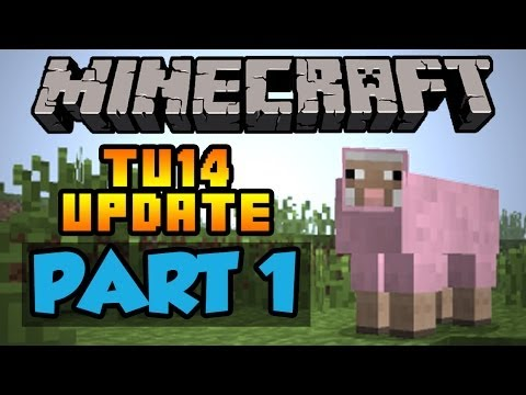 Lets Play Minecraft : Xbox 360 | TU14 Update | Part 1 - A Jungle Temple !!