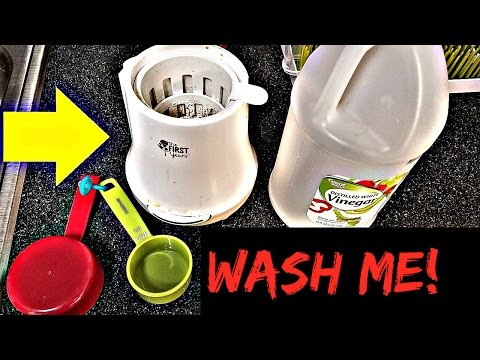 The First Years Baby Bottle Warmer How to Clean, Sterilize, & Remove Burning Smell 🍼🍼