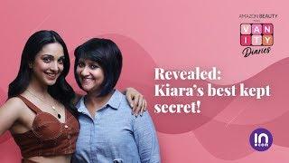 Episode 1 | Revealed: Kiara Advani's best kept secret! | Vanity Diaries | SHOWSHA