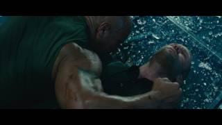 Deckard Shaw vs Luke Hobbs. Fast & Furious 7 (2015)