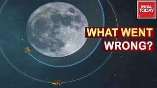 Chandrayaan 2: What Went Wrong With Vikram Lander During Final Phase?