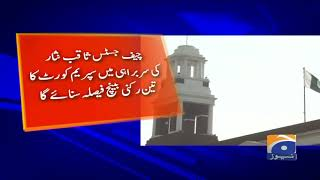Breaking News - CJP directs govt to not appoint dual nationals on top posts