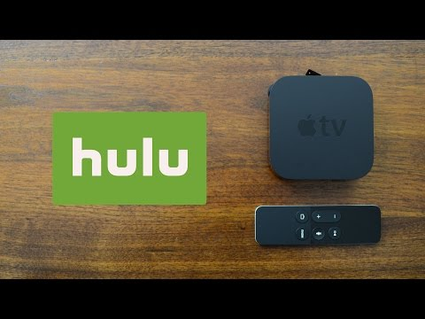 Hulu App for the NEW Apple TV - Walkthrough
