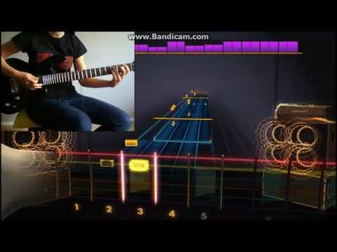 Rocksmith 2014 - after 100 hours - Progress video - GUITAR