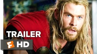 Thor: Ragnarok Teaser Trailer #1 (2017) | Movieclips Trailers