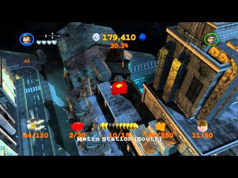 Lego Batman 2 DC Super Heroes: #24 Man Bat