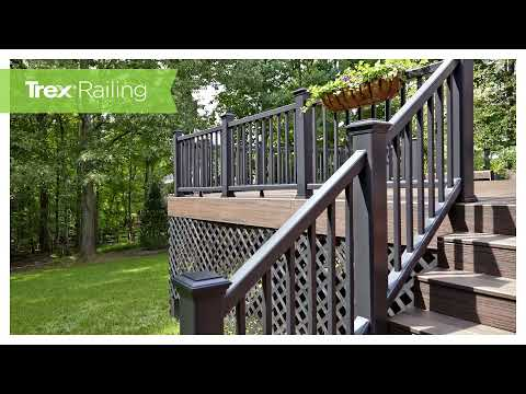 How to Shop for Trex Deck Railing at Lowe's