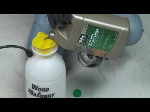 How To Prep a Peeling Wood Surface with BEHR Premium No. 64 Wood Stain & Finish Stripper