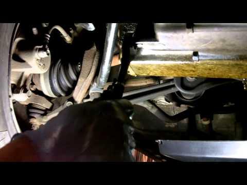 Honda Accord and Civic Transmission Fluid Change