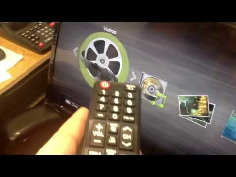 How to play videos on loop from a usb flash drive on Samsung tv