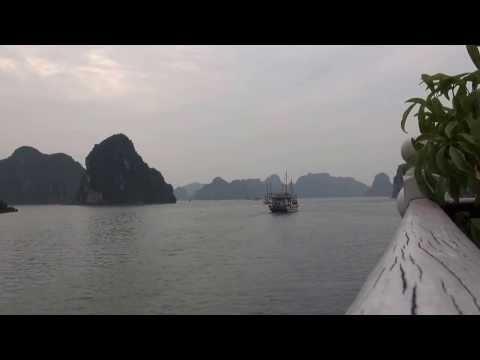 Halong Bay Vietnam Schifffahrt