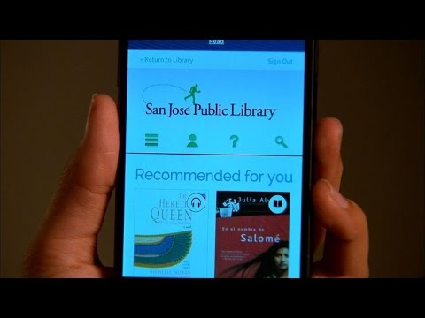 CNET How To - Check out library books on any device