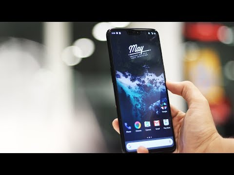 48 hours with the OnePlus 6 \\ Unboxing + Initial Impressions