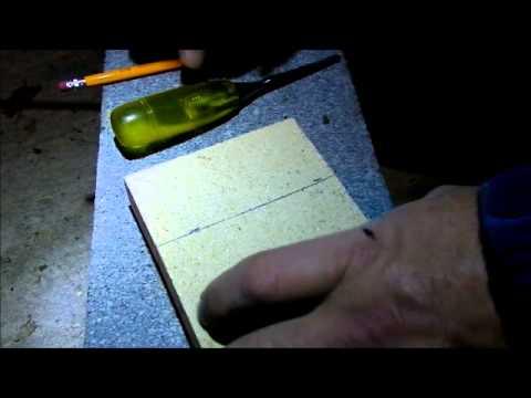 How to Cut a Firebrick