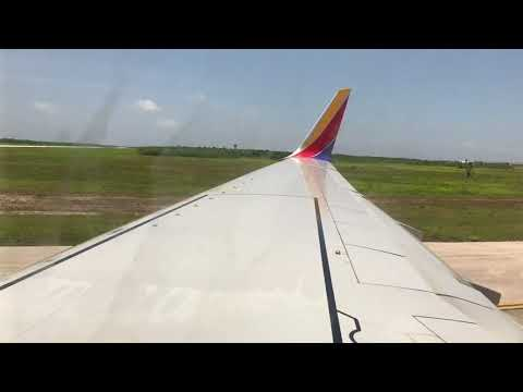 Southwest Takeoff from PUJ to ATL