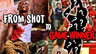 He Was SHOT… 9 Days Later He Hit a GAME WINNER