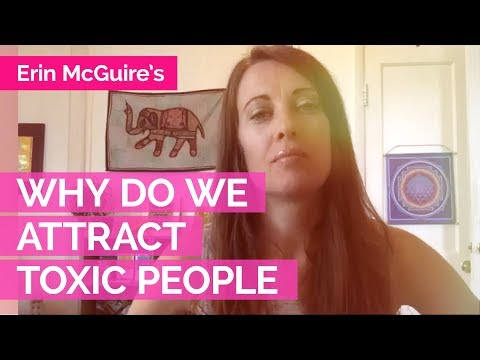 Why Do We Attract Toxic People and How to Stop
