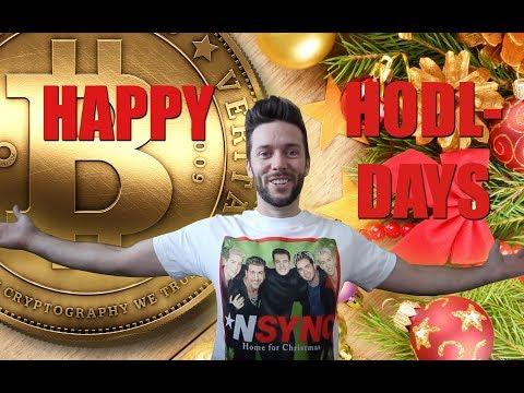 HAPPY HODL-DAYS!
