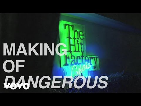 Jennifer Hudson - Dangerous (In The Studio)