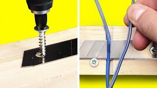 36 HANDY REPAIR HACKS to fix all your broken things