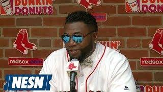 Ortiz Jersey Retirement: Full David Ortiz Press Conference