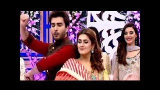 Celebrate Eid With Your Favorite Celebrities in Good Morning Pakistan