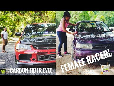 Carbon Fiber Evolution & Female Racer - SKUNK LIFESTYLE EPISODE 13