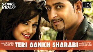 Teri Aankh Sharabi - Movie Yaarana   Punjabi Song Video 2015   Geeta Zaildar, Yuvika Chaudhary