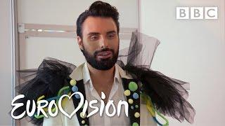Throwback to 2018's Rylan the Intern | Eurovision - BBC
