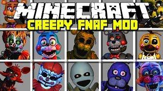 Minecraft CREEPY FIVE NIGHTS AT FREDDY