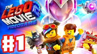 The LEGO Movie 2 Videogame - Gameplay Walkthrough Part 1 - Intro and Apocalypseburg!