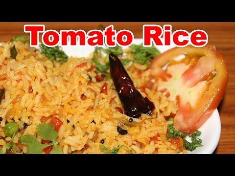 Tomato Rice @ Mana Telangana Vantalu