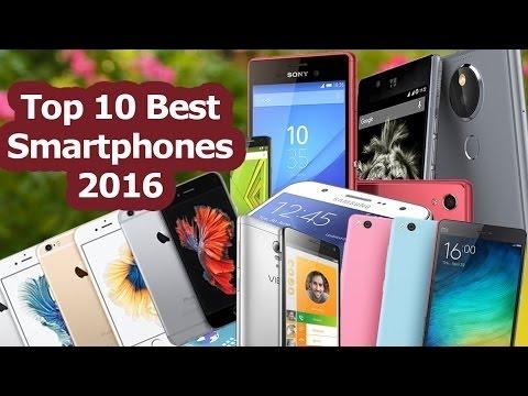 10 Best Smart Phones 2016