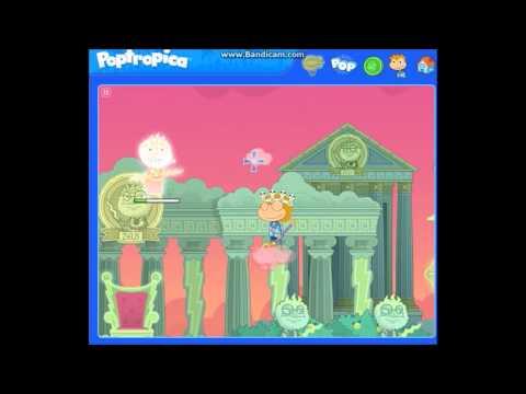Poptropica Mythology Island Finale!