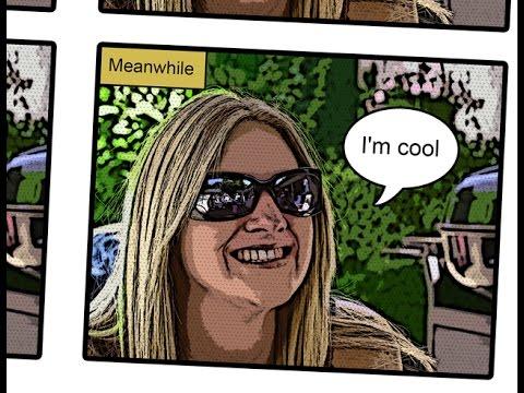 Tutorial Photoshop CS6 - Comics effect