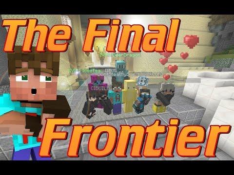 Minecraft: Space - The Final Frontier | Hypixel Build Battles Minecraft PVP