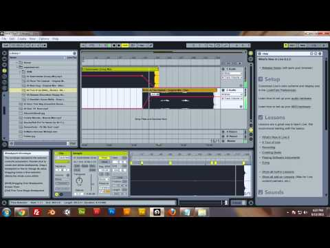 02 - How To Make A Mix CD With Ableton  Like A
