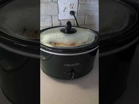 Crock pot warmer!