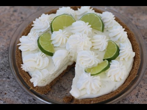 Key Lime Pie - Light, Sweet, Tart, Delicious and Gluten Free by Rockin Robin