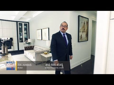 ZIA ABBAS Top rated Real Estate Agent in Toronto & the GTA