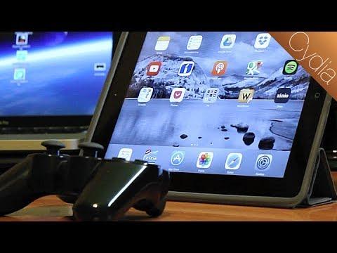 Como usar el mando PS3 en cualquier iPhone, iPod o iPad