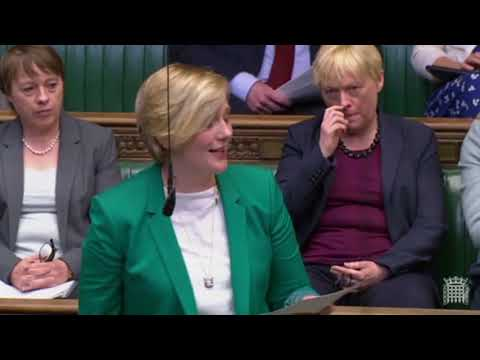 Northern Ireland abortion debate: Stella Creasy on abuse received