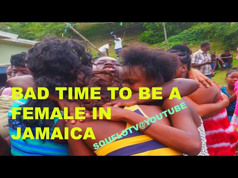 JAMAICA IS A SERIOUS PLACE, BE CAREFUL especially if you are Female
