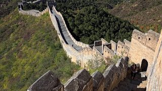 Great Wall of China: Jinshanling to Simatai in 4K (Ultra HD)