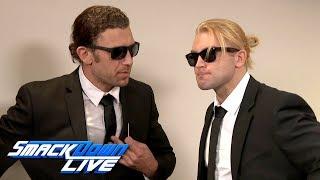 """Breezango & Ascension interrogate James Ellsworth in """"Fashion Dogs"""": SmackDown LIVE, Oct. 24, 2017"""