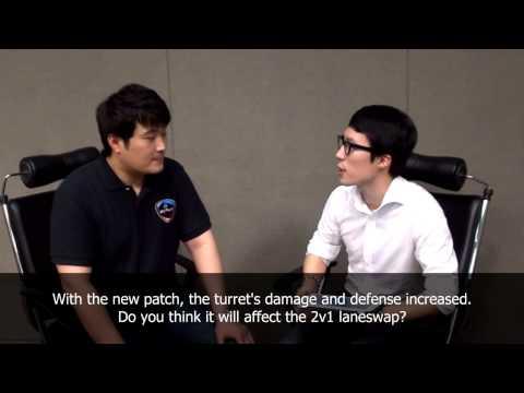Cloth5 Interview with CJ Entus' Coach Gang Hyun-Jong