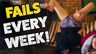 FAILS EVERY WEEK #3 | Funny Fail Compilation | February 2019