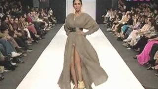 Faiza Ansari, Wearing Feeha Jamshed