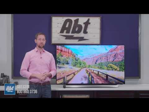 Overview: LG C8 Series OLED TV